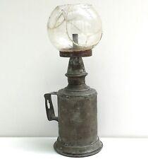 BRULOR  LAMPE ESSENCE MINÉRALE TYPE CHARLES PIGEON