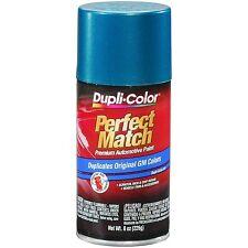 Duplicolor Bgm0440 Wa9596 For Gm Code 43 Aqua Metallic 8 Oz Aerosol Spray Paint