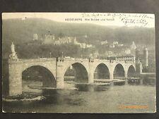 Architektur/Bauwerk Ansichtskarten aus Baden-Württemberg mit dem Thema Brücke