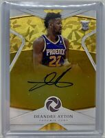 2018-19 Opulence DeAndre Ayton Rookie RC Auto /99 SP Free Shipping Suns Invest!!