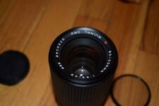 RMC Tokina 80-200mm f/4.5 Pentax K Mount K1000 PK MINTY Camera Lens CPC PHASE 2