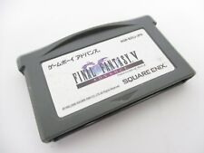 Game Boy Advance FINAL FANTASY V 5 FF5 FFV Cartridge Only NINTENDO gbac