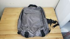 Tigernu Kopack Lightweight Laptop Backpack Water Resistant Bag Dark Grey NWT