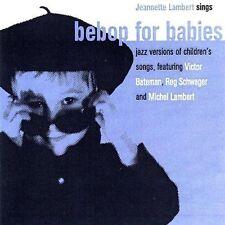 CD de musique be-bop pour Jazz