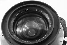 "Goerz Wide-angle Aerial lens Focal length 3"" @ F4.5 (2 available)"