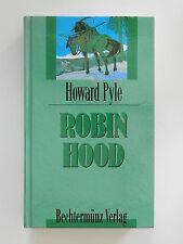 Robin Hood Howard Pyle Bechtermünz Verlag