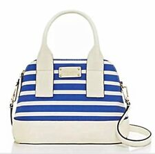 Kate Spade New York Southport Avenue Striped Jenny Satchel Shoulder Bag NWT