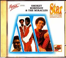 Smokey Robinson&Te Miracles-The Tears Of A Clown cd album
