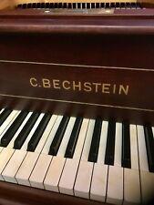 KLEINER BECHSTEIN Flügel Stutzflügel Salonflügel Pianoforte Piano Studioflügel
