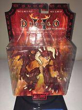 Diablo 2 II Action Figure New & Sealed - the ORIGINAL DIABLO Blizzard -very RARE