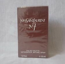 M7 yves saint laurent eau de toilette 50ml spray, OLD VERSION.