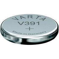 VARTA 1 pile de  oxyde d'argent V391 / 391, SR1120W , 1,55V