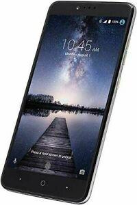 *NEW - ZTE ZMAX Pro Z981 - 32GB 4G LTE Smartphone -Black - (T-Mobile Unlocked)