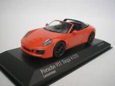 1 43 Minichamps Porsche 911 (991/2) 4 GTS Targa 2017 lightred