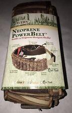 Avery Outdoors Green Head Gear GHG Neoprene Power Belt Shell Marshgrass