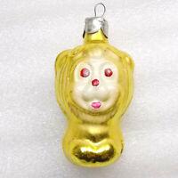 Russen Christbaumschmuck Glas Weihnachtsschmuck Christmas Ornament Löwenbaby
