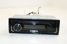 JVC KD-X252 Unidad Principal Wma MP3 USB Entrada Auxiliar Wav Flac