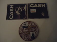 Johnny Cash - Sammlung 3 CD's Country Gold, Solitary Man, The Mann Comes Around