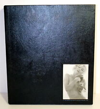 MARILYN MONROE Norma Jeane Limited First Edition Book 1973 Multiple Autographs