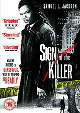 Sign Of The Killer (DVD, 2007)NEW AND SEALED REGION 2