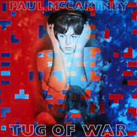 PAUL McCARTNEY ~ Tug Of War ~ Original 1982 UK FIRST PRESSING 12-track vinyl LP