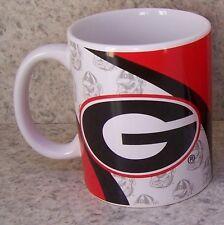 Coffee Mug Ncaa Georgia Bulldogs New 11 ounce cup with gift box