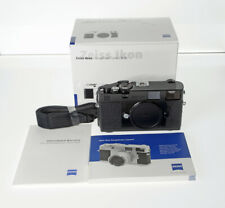 Zeiss Ikon ZM 35mm Rangefinder Film Camera Body (Black) M Mount