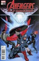 AVENGERS SHARDS OF INFINITY #1 ANDRASOFSZKY VARIANT MARVEL LEGACY COVER C
