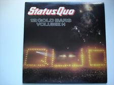 STATUS QUO - 12 Gold Bars Volume 2 - Double LP EX+