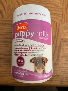 Hartz Puppy Milk Replacer Up To 6 Weeks Old