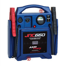 Jump N Carry JNC660 1700 Peak Amp 12 Volt Jump Starter Battery Pack 425 CCAmps
