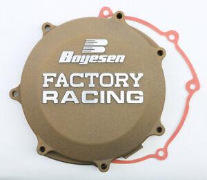Boyesen Clutch Side Cover Yamaha YZ450F 03-09 WR450F 03-14 YZ WR 450F 450 F