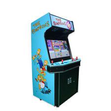 32 INCH 4 PLAYER ARCADE UPRIGHT ARCADE MACHINE - 2100 Games In 1 - Brand New