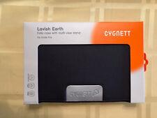 Cygnett Lavish Earth Folio Case for Amazon Kindle Fire - Purple Multi View Stand