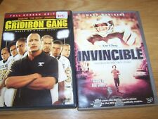 Grid Iron Gang & Invincible in Great Condition