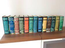 Grzimeks Tierleben Enzyklopädie 13 Bände jeder Band handsigniert