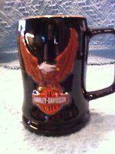 NOS 2002 THE ENCORE GROUP HARLEY-DAVIDSON MOTORCYCLE EAGLE MUG