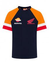 Repsol Honda Motogp Team T Shirt | New | Official Merchandise