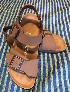 Birkenstock Vegan Sandals. 5/38