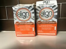 Align  probiotic supplement digestive care 56+28=84 capsules Exp 2021+