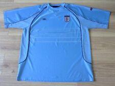ENGLAND FOOTBALL SHIRT RARE ORIGINAL UMBRO THIRD KIT 1999-2000 SIZE XXL