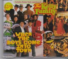 The Kelly Family-When The Boys Come Into Town cd maxi single