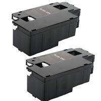 2-Pack Toner Cartridge Set for Dell E525w E525 593-BBJX DPV4T H3M8P HIGH YIELD