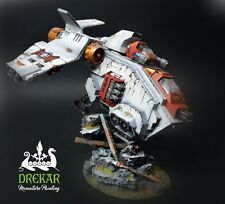 STORMRAVEN GUNSHIP warhammer 40K ** COMMISSION ** painting