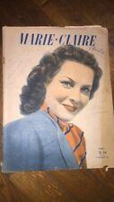 Marie-Claire: n°177, 14 Décembre 1940