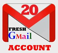 20 Fresh Gmail Google Accounts-Verified and Guarantee-All IP ✅ Best Price ✅