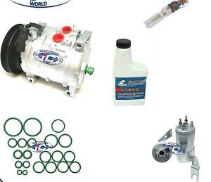 A/C Compressor Kit Fits Chrysler PT Cruiser 2001-2009 2.4L OEM 10S15C 77387