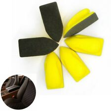 Car Leather Seat Care Detailing Clean Nano Brush Auto Interior Wash Accessories