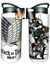 Attack on Titan AluTrinkflasche Scout