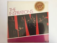 The Inspirations: The Inspirations Live 12th Anniversary Album vinyl Lp Sealed
